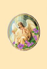 Матрёнин Посад   Ангел 2. Размер - 14 х 16 см