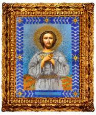 Святой Алексий, человек Божий. Размер - 12 х 16 см