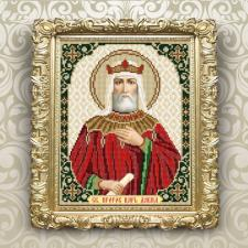 Арт Соло | VIA4187 Святой пророк царь Давид. Размер - 20,5 х 25 см