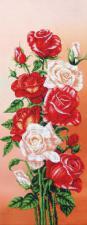 """Вдохновение """"Розы"""". Размер - 25 х 61 см."""
