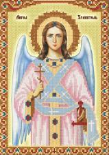 Ангел Хранитель. Размер - 18 x 26 см.