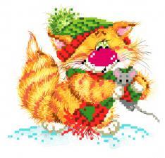 Без кота-жизнь не та!Вместе теплее.