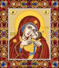 Богородица Корсунская. Размер - 13 х 15 см.