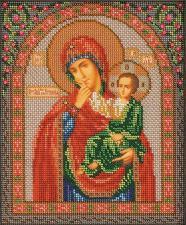 Богородица Отрада и Утешение. Размер - 20 х 24 см.