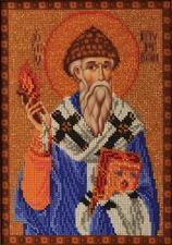 Св. Спиридон Тримифунтский. Размер - 19 х 27 см.