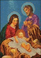 Рождество Христово. Размер - 19 х 26 см.