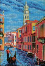 Колокольня Сан Марко.Венеция. Размер - 26 х 38 см.