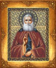 Святой Феодосий Кавказский. Размер - 12,5 х 16,3 см.