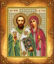 Святые Киприан и Иустина (икона и молитва).