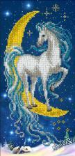 Волшебная лошадка. Размер - 13 х 29 см.