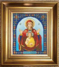 """Икона Божьей Матери """"Знамение"""". Размер - 18 х 22 см."""