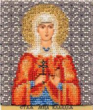 Икона св. Клавдия. Размер - 9 х 11 см.