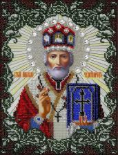 Святитель Николай Чудотворец. Размер - 19 х 26,5 см.