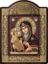 """Богородица """"Троеручица""""."""