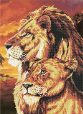 Львы.