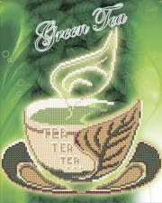 Зелёный чай.
