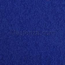 Фоамиран плюшевый (синий).
