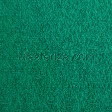 Фоамиран плюшевый (зелёный).