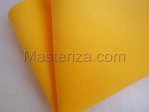 Фоамиран premium (жёлтый).