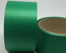 Лента Аспидистра (ярко-зелёный). Ширина 5 см.