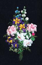 Праздник цветов. Размер - 18 х 27 см.