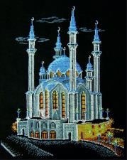 Мечеть. Размер - 28 х 36 см.