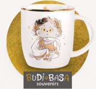 Сувенирные кружки BUDI BASA