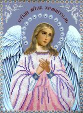 Ангел Хранитель. Размер - 19 x 26 см.