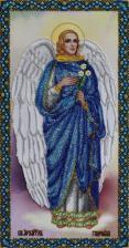 Икона Святого Архангела Гавриила. Размер - 21 х 40 см.