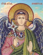 Ангел Хранитель. Размер - 13 х 17 см.