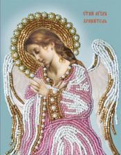 Ангел Хранитель. Размер - 11 х 14 см.
