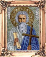 Святой Андрей Первозванный. Размер - 12 х 16 см.