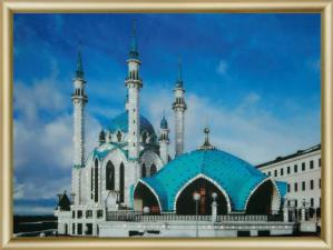 Мечеть Кул Шариф. Размер - 42 х 30,3 см.