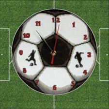 Футбольный мяч. Размер - 22 х 22 см.